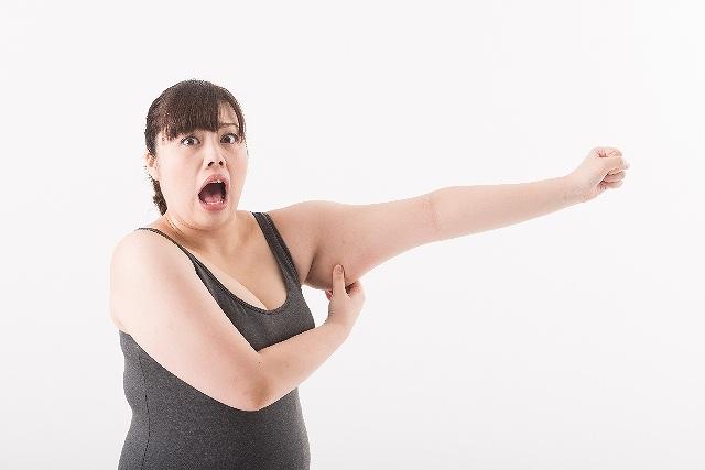 二の腕痩せのやり方と二の腕が太くなる理由