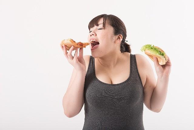 カロリーオフの食品ばかり食べていると太るかもしれない?