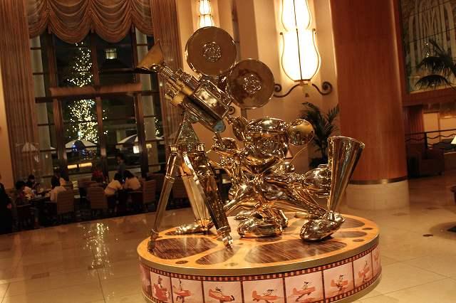 ディズニーアンバサダーホテルのドナルドルームに泊まった!