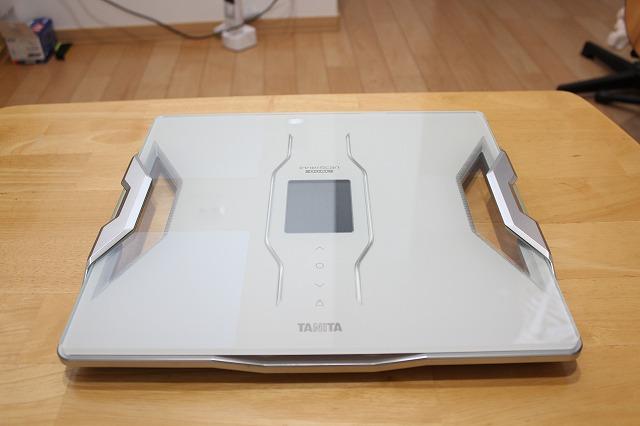 ダイエットに体組成計は必需品!RD-903を購入してレビューしてみる